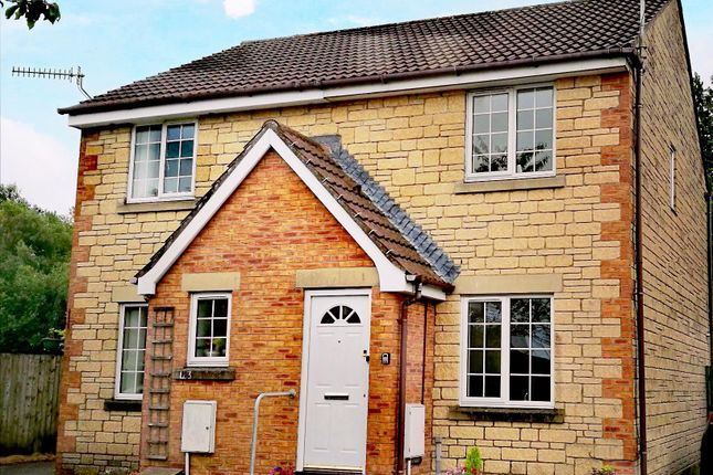Thumbnail Property to rent in Cwrt Nant Y Felin, Caerphilly