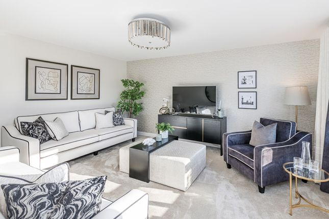"""Thumbnail Detached house for sale in """"Balmoral"""" at Countesswells Park Road, Countesswells, Aberdeen"""