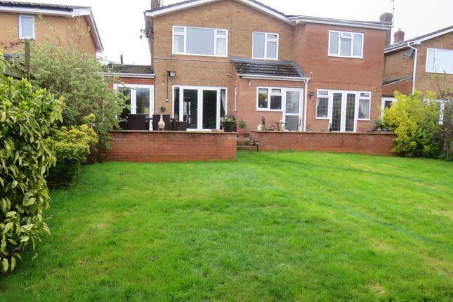 Thumbnail Detached house for sale in Martins Lane, Hardingstone, Northampton