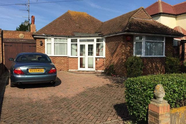 Thumbnail Detached bungalow for sale in Dalmeny Avenue, Cliftonville, Margate