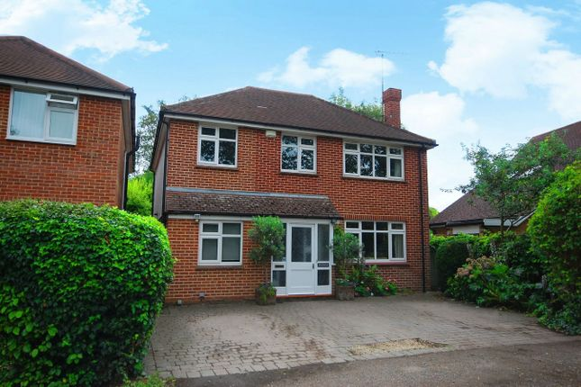 Thumbnail Detached house for sale in Old Farm Road, Hampton