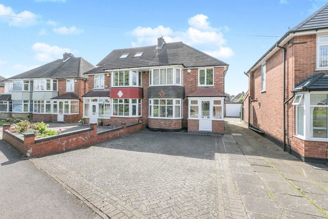 Whateley Crescent, Castle Bromwich, Birmingham B36