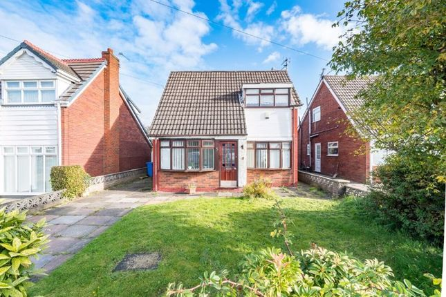 Thumbnail Detached house for sale in Mount Crescent, Kirkby, Liverpool