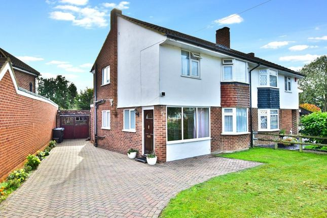 Semi-detached house for sale in Pinewood Green, Iver Heath
