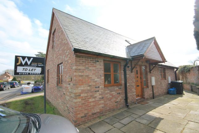Thumbnail Detached bungalow to rent in Upsall Road, South Kilvington, Thirsk