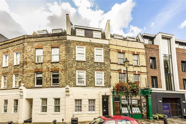 Thumbnail Terraced house for sale in Battersea Square, London