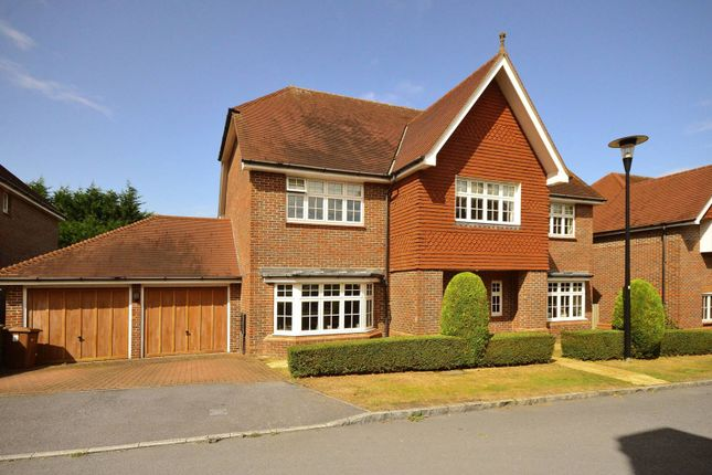 Thumbnail Detached house for sale in Goddard Close, Guildford