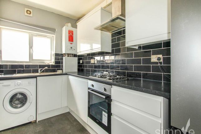 Thumbnail Flat to rent in Coldharbour Lane, Hayes, Middlesex