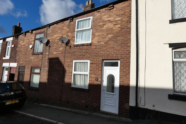 Thumbnail Terraced house for sale in Fountain Street, Hyde