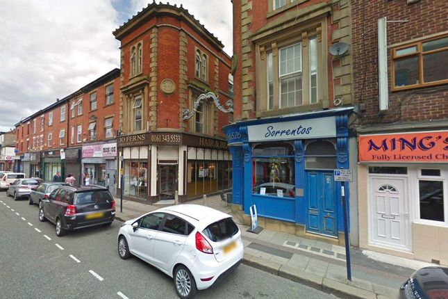 Thumbnail Restaurant/cafe for sale in Market Avenue, Ashton-Under-Lyne