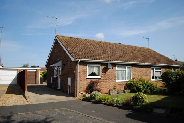 Thumbnail Bungalow to rent in Birch Close, Snettisham, King's Lynn