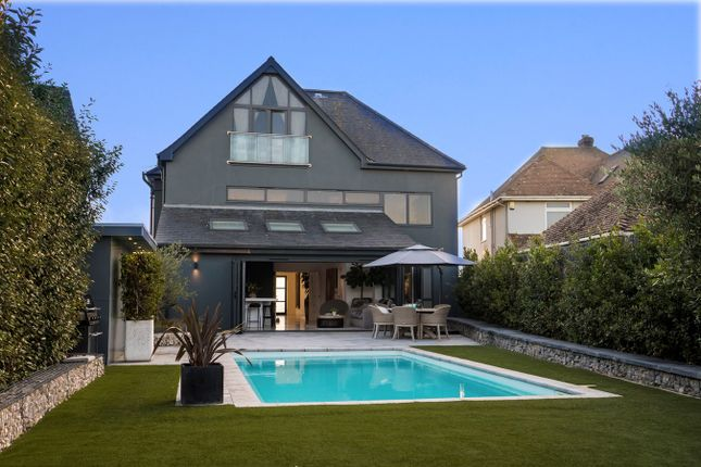 Thumbnail Detached house for sale in Hurst Road, Milford On Sea, Lymington