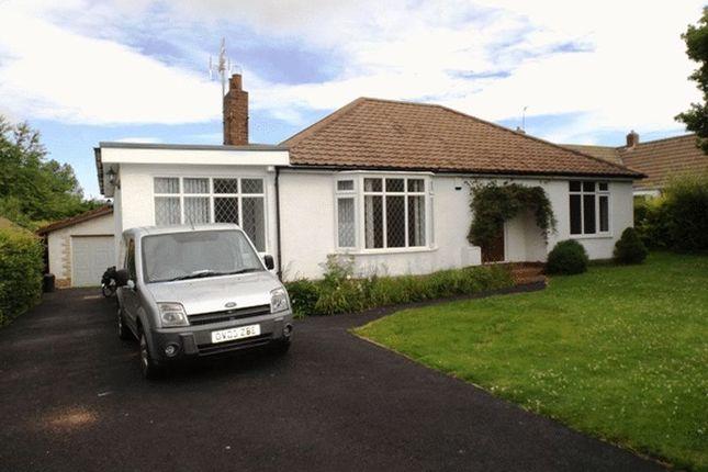 Thumbnail Bungalow to rent in Edge Hill, Ponteland, Newcastle Upon Tyne