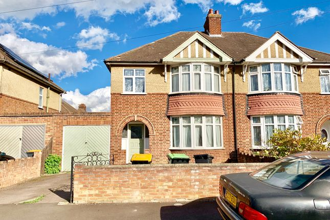 Thumbnail Semi-detached house to rent in Gloucester Road, Bedford