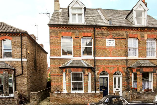 Thumbnail Semi-detached house for sale in Grove Road, Windsor, Berkshire