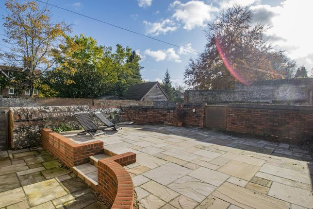 Garden of Icknield Cottages, High Street, Streatley, Reading RG8