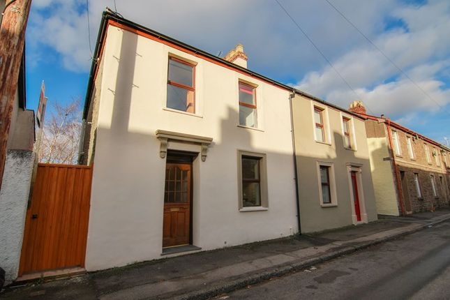 Thumbnail Semi-detached house for sale in Stanhope Street, Abergavenny