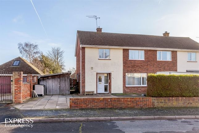 Thumbnail Semi-detached house for sale in Orchard Road, Southminster, Essex