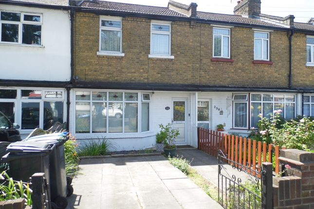 Thumbnail Terraced house for sale in Bury Street West, Winchmore Hill Borders