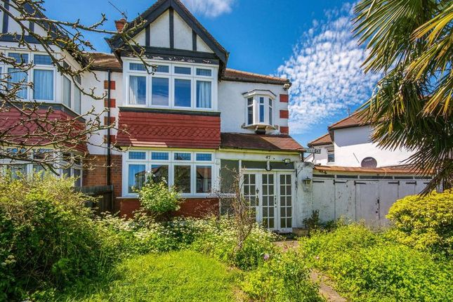 Thumbnail Semi-detached house for sale in The Fairway, Sudbury Court Estate, Wembley
