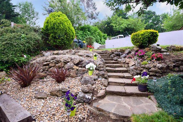 Rear Garden of Lower Barn Road, Purley, Surrey CR8