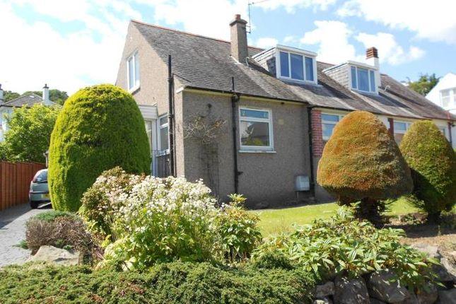 Thumbnail Semi-detached bungalow to rent in Hillpark Avenue, Edinburgh