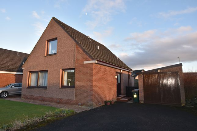 Thumbnail Bungalow for sale in Cambridge Street, Alyth, By Blairgowrie