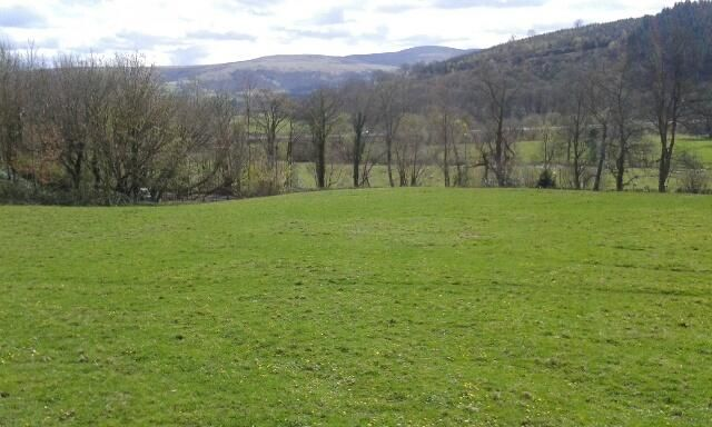 Thumbnail Land for sale in Dorlangoch, Brecon, Powys