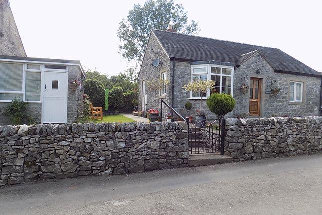 Thumbnail Detached bungalow for sale in Hartington, Nr Ashbourne Derbyshire
