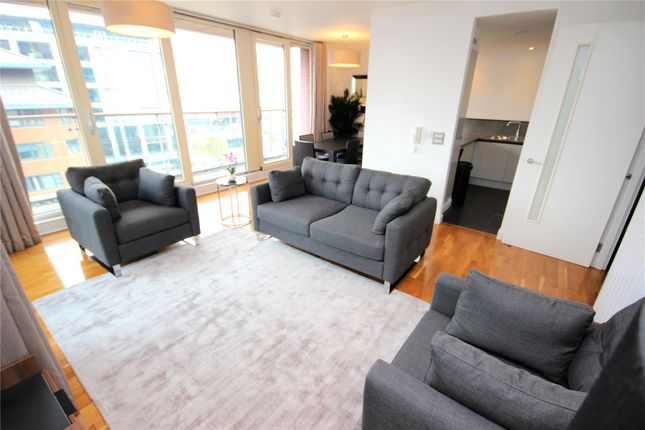 Thumbnail Flat To Rent In Leftbank Spinningfields Manchester