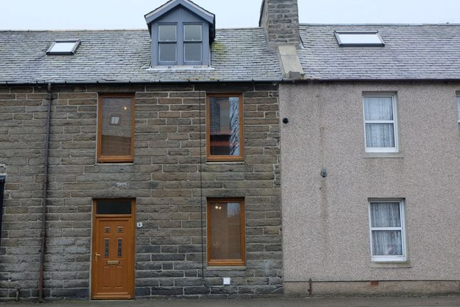Thumbnail Town house for sale in Breadalbane Crescent, Wick