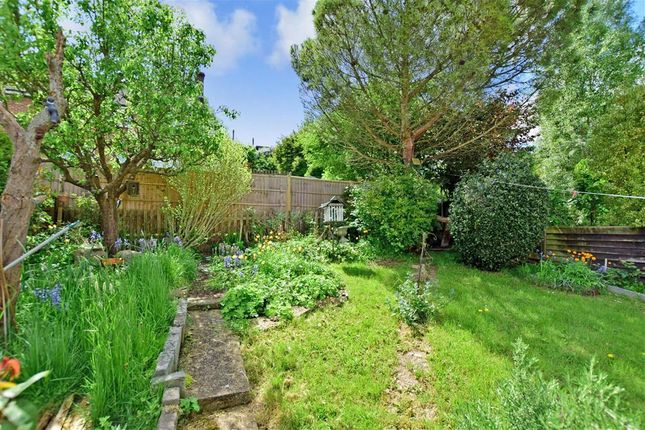 Rear Garden of Stansfield Road, Lewes, East Sussex BN7