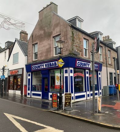 Thumbnail Retail premises for sale in High Street, Dingwall
