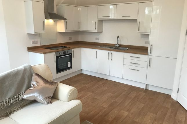 Thumbnail Flat for sale in Flat 4, Roundstone Street, Trowbridge