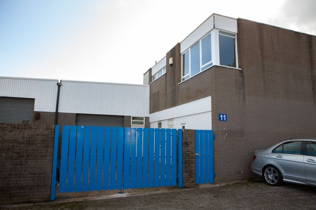 Thumbnail Industrial to let in Unit 11, Forgehammer Industrial Estate, Cwmbran