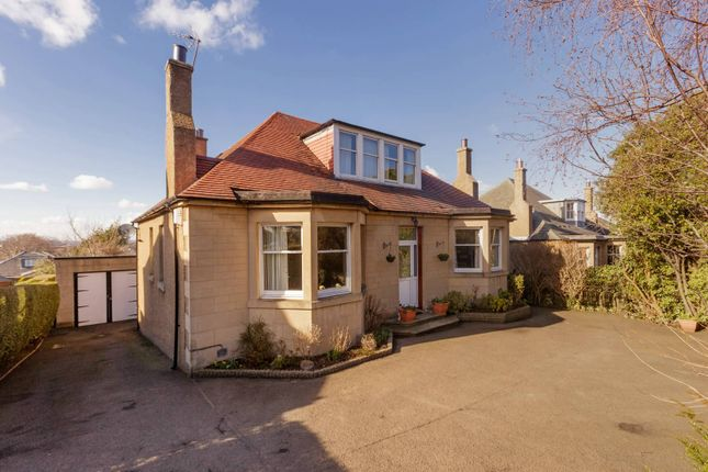 Thumbnail Detached bungalow for sale in 242 Colinton Road, Craiglockhart