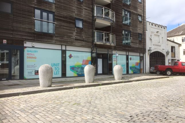 Thumbnail Restaurant/cafe to let in Sutton Harbour, Plymouth