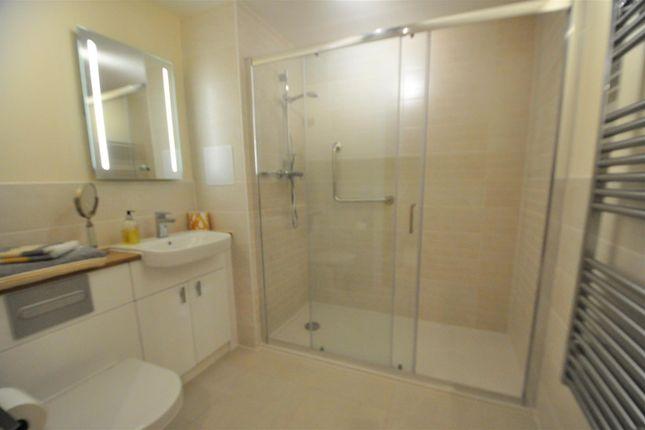 Shower Room of Pinnoc Mews, Pinhoe, Exeter EX4