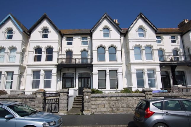 3 bed flat for sale in Apartment 3, 5 The Promenade, Castletown IM9