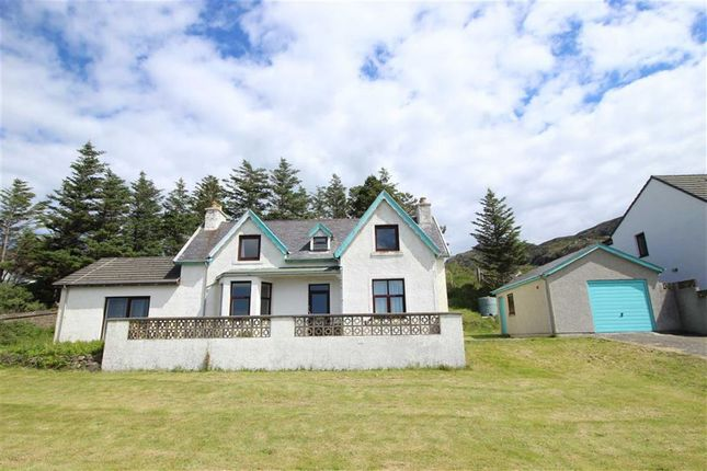 Thumbnail Detached house for sale in Kingillie, Low Road, Gairloch