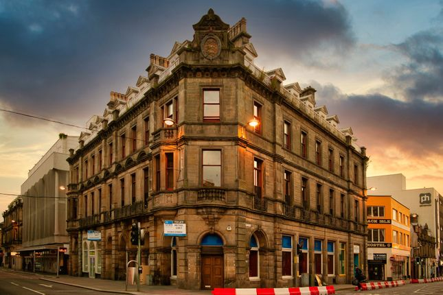 Thumbnail Flat to rent in Queensgate, Inverness
