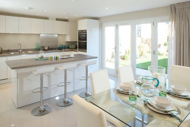 Thumbnail Detached house for sale in The Rainham, Berryfields, Chapel Road, Tiptree, Colchester, Essex