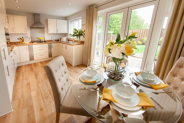 Thumbnail Detached house for sale in Oakfield Grange, Cwmbran