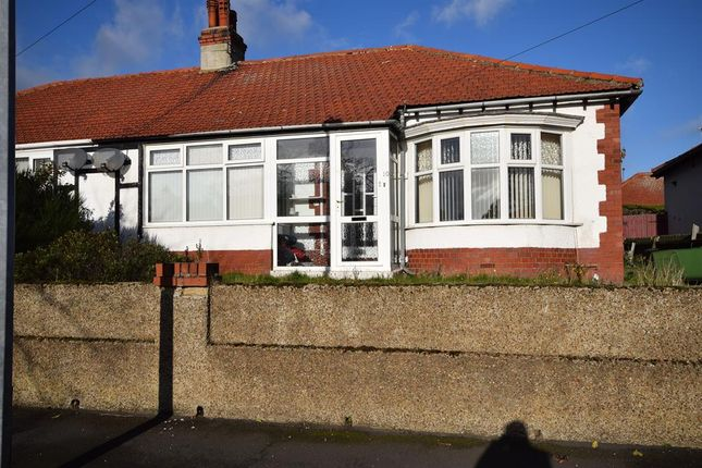 Thumbnail Bungalow to rent in Priory Crescent, Bridlington