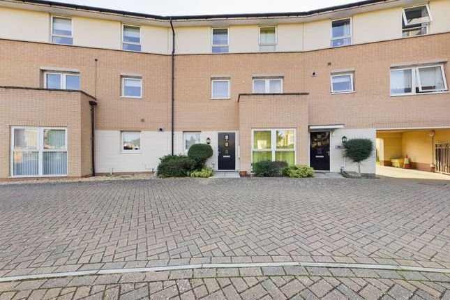 Thumbnail Terraced house to rent in Einstein Crescent, Duston, Northampton