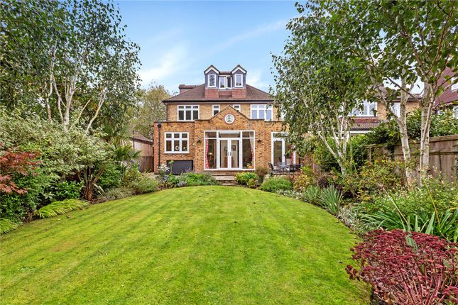 Thumbnail Detached house for sale in Parkgate Gardens, East Sheen, London