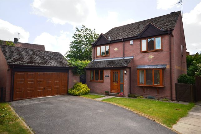 Thumbnail Detached house for sale in Turton Vale, Gildersome, Leeds