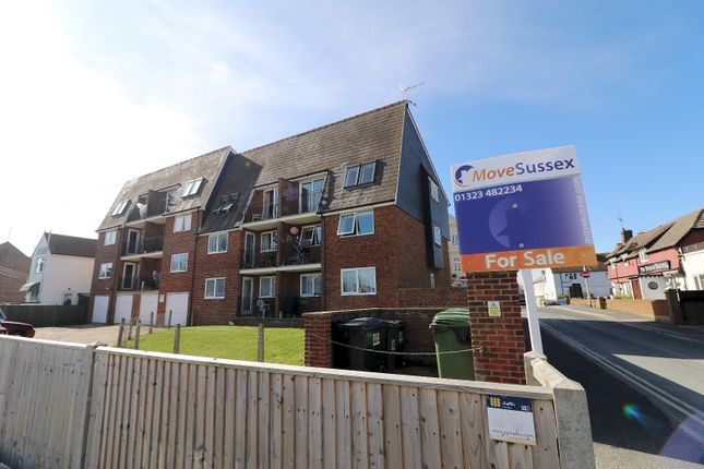Thumbnail Flat for sale in Norman Court, Pevensey Bay, Pevensey