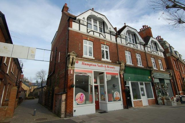 Thumbnail Flat to rent in Station Road, Hampton