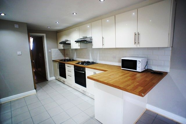 Thumbnail Terraced house to rent in Merthyr Street, Cathays, Cardiff